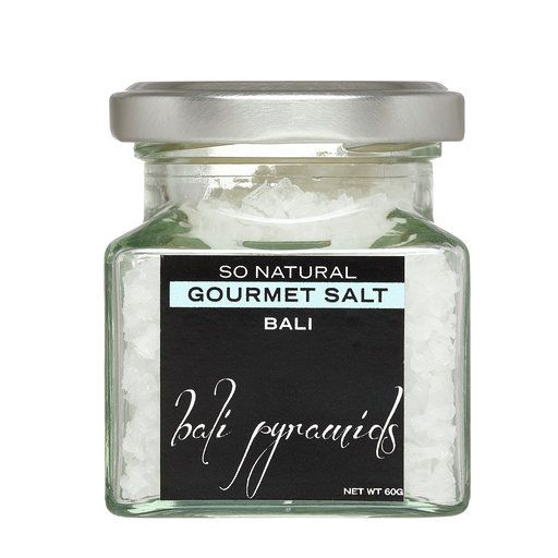 Bali Pyramid Sea Salt | GourmetSalts.co.uk