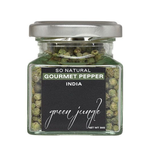 Green Jungle Peppercorns (India)